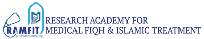 Research Academy for Medical Fiqh & Islamic Treatment (RAMFIT) Logo